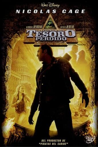 Poster of La búsqueda (National Treasure)