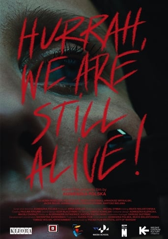 Poster of Hurrah, We Are Still Alive!
