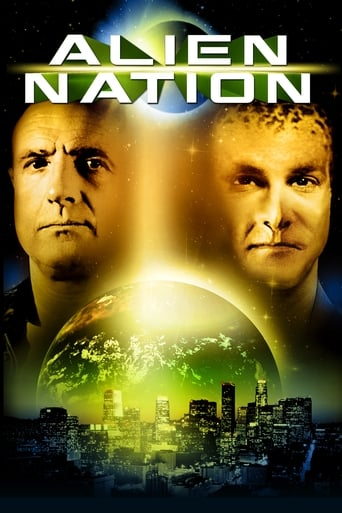 Poster of Alien Nation