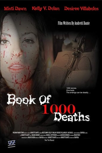 Poster of Book of 1000 Deaths