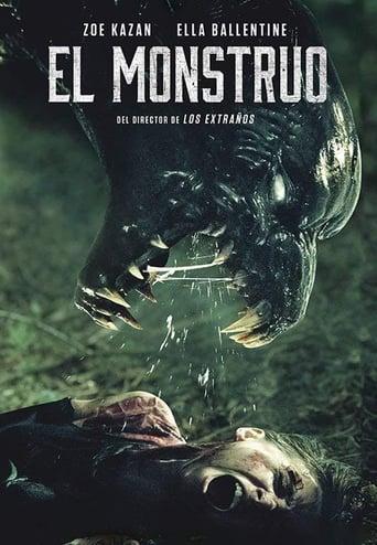 Poster of El monstruo (The Monster)