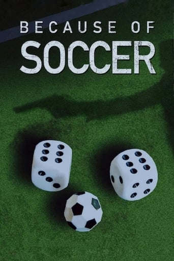 Poster of Because of Soccer