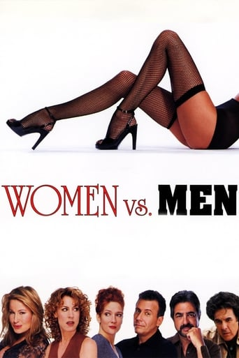 Poster of Women vs. Men