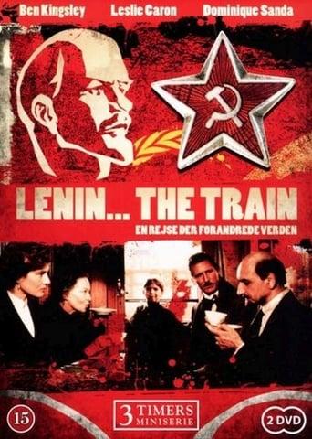 Poster of Lenin... The Train