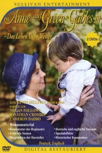Filmplakat von Anne auf Green Gables - Das Leben geht weiter
