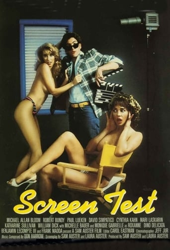Poster of Screen Test