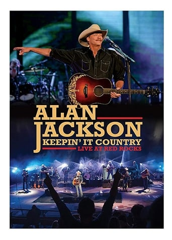 Poster of Alan Jackson: Keepin' It Country