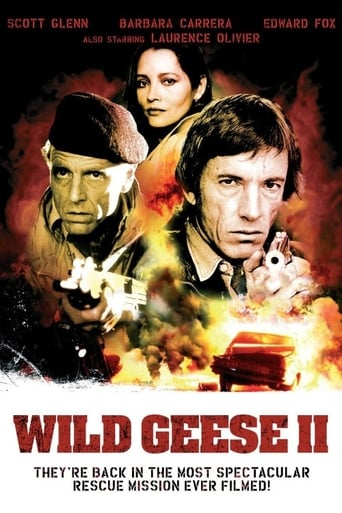 Poster of Wild Geese II