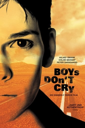Filmplakat von Boys Don't Cry