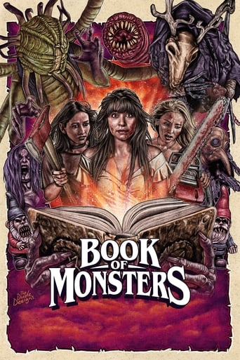 Poster of Book of Monsters