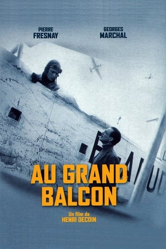 Poster of Au Grand Balcon