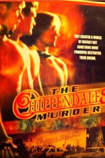 Poster of The Chippendales Murder