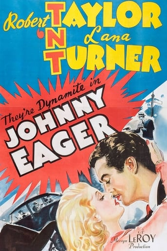 Poster of Johnny Eager
