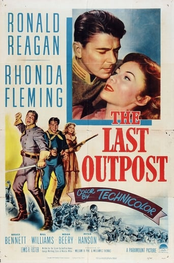 Poster of The Last Outpost