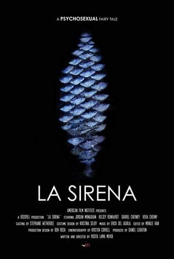 Poster of La Sirena