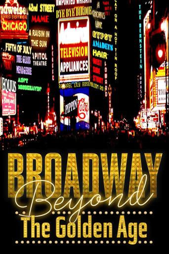 Poster of Broadway: Beyond the Golden Age