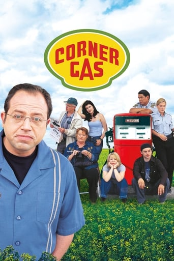 Poster of Corner Gas