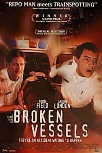 Poster of Broken Vessels