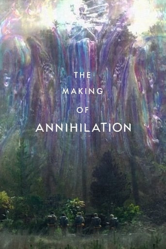 The Making of Annihilation poster