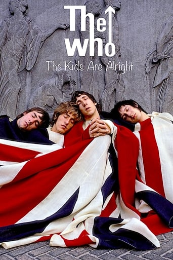 Poster of The Who: The Kids Are Alright