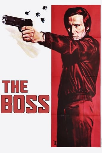 Poster of The Boss