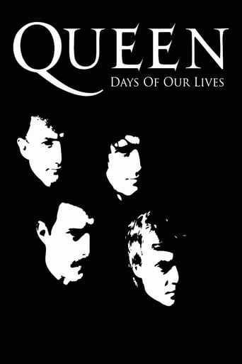 Poster of Queen: Days of Our Lives