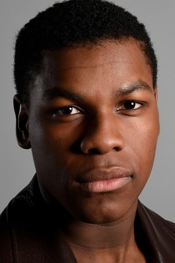 John Boyega Profile photo