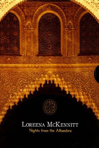 Poster of Loreena McKennitt: Nights from the Alhambra
