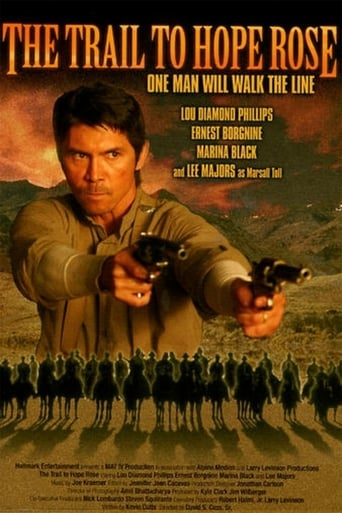 Poster of The Trail to Hope Rose