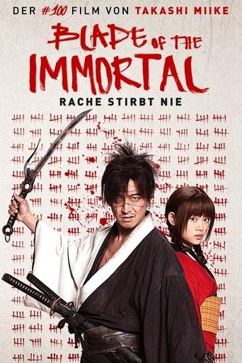 Filmplakat von Blade of the Immortal