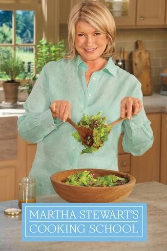 Poster of Martha Stewart's Cooking School