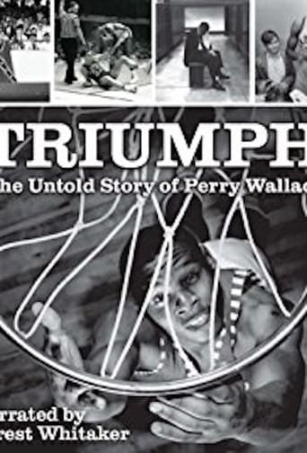 Triumph: the Untold Story of Perry Wallace poster