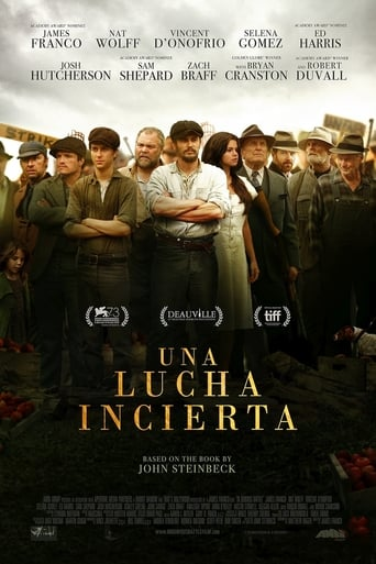 Poster of Una lucha incierta