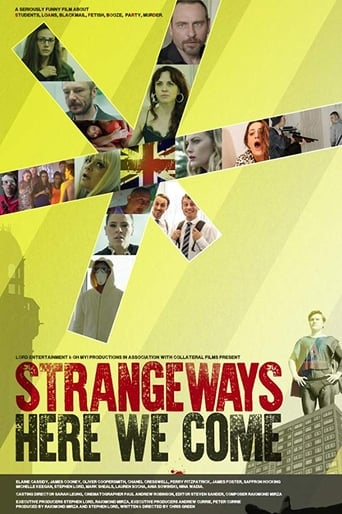 Poster of Strangeways Here We Come