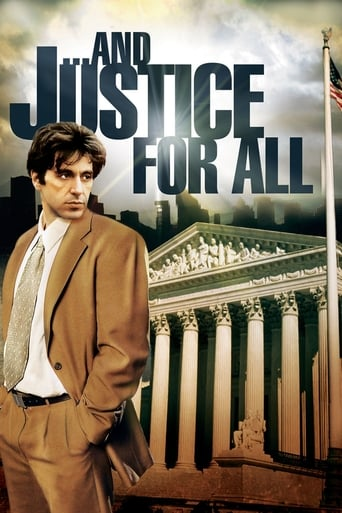 Poster of ...And Justice for All