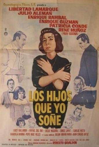 Poster of Los hijos que yo soñé