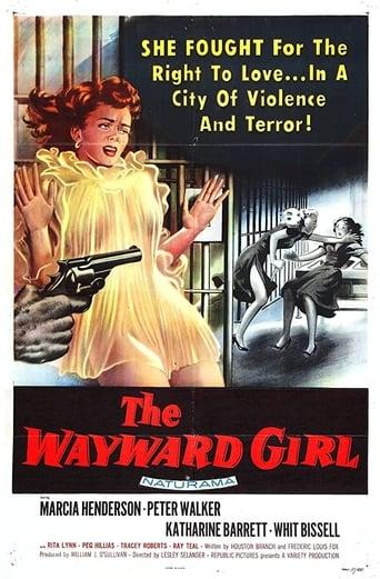 Poster of The Wayward Girl
