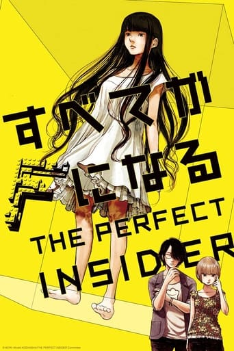 Poster of The Perfect Insider
