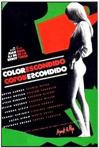 Poster of El color escondido