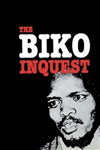 Poster of The Biko Inquest