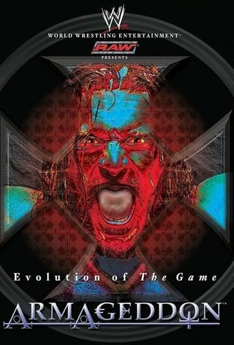 Poster of WWE Armageddon 2003
