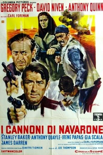 Poster of I cannoni di Navarone