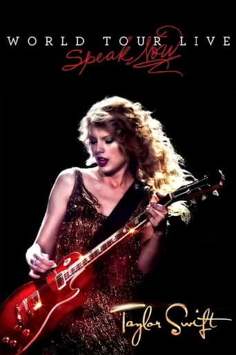 Poster of Taylor Swift: Speak Now World Tour Live