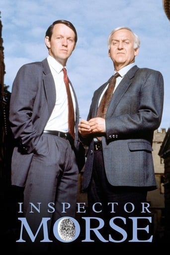 Poster of Inspector Morse