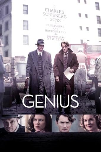 Poster of Genius