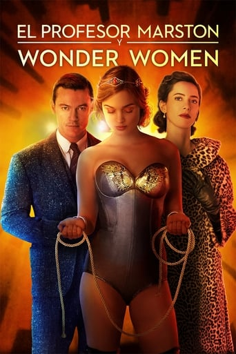 Poster of El profesor Marston y Wonder Women