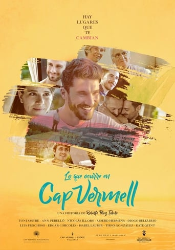 Poster of What Happens In Cap Vermell