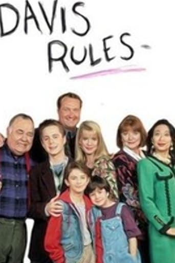 Poster of Davis Rules