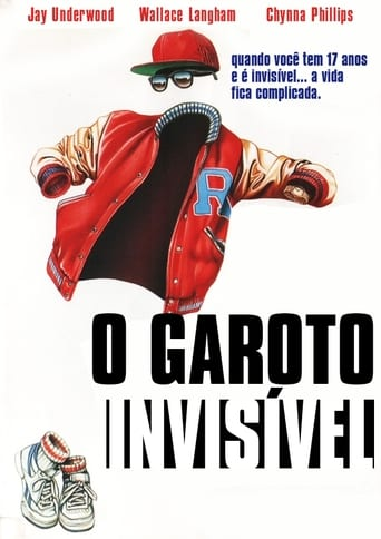 Poster of The Invisible Kid