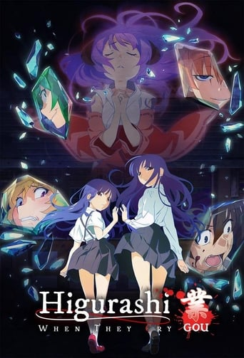 Poster of Higurashi: When They Cry - NEW